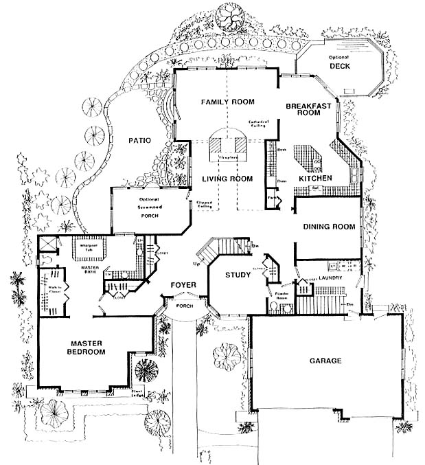 Architectural Graphics Floorplans